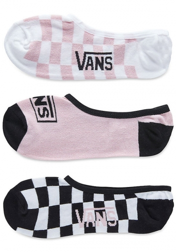 (w) Socken Vans Check U L8R Man 3er Pack