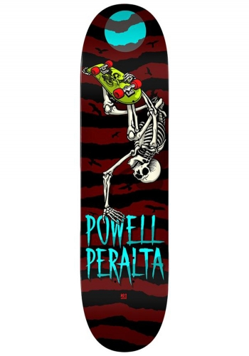 Deck Powell-Peralta Handplant Skelly Popsicle 8.25