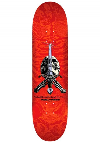 Deck Powell-Peralta Ray Rodriguez Skull 8.25