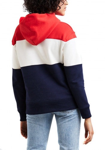 (w) Hooded Levi's® Colorblock Sport