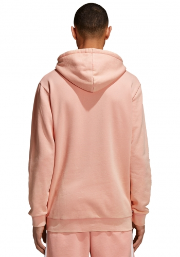 (w) Hooded Adidas Trefoil Warm-Up