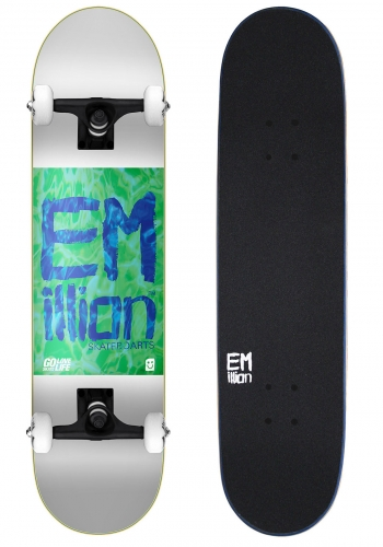 Komplettboard Emillion Nature Logo 8.0