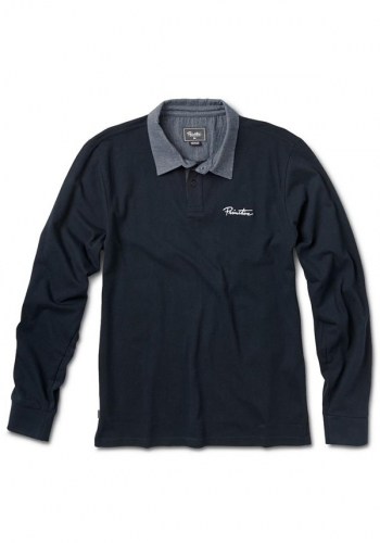 Polo l/s Primitive Solid Rugby