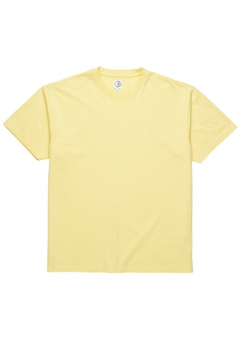 T-Shirt Polar Happy Sad Garment Dyed