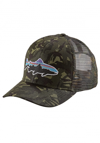 Cap Patagonia Fitz Roy Trout Trucker