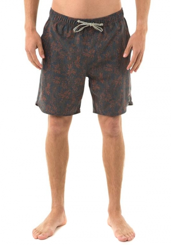 Boardshort Captain Fin Tropical Wonder Volley