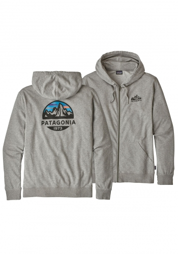 Zip Hooded Patagonia Fitz Roy Scope Lightweigt