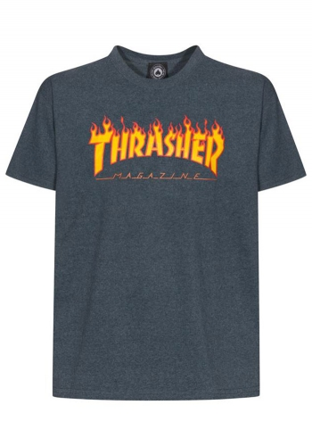 T-Shirt Thrasher Flame