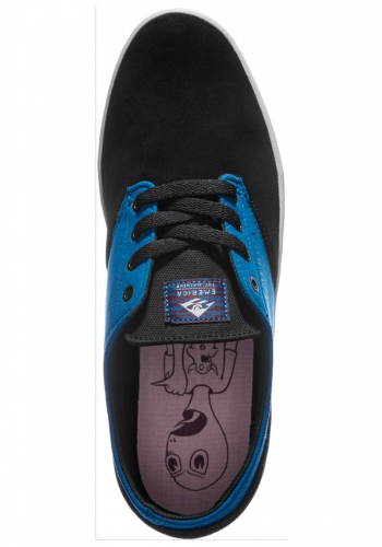 Schuh Emerica The Romero Laced x Toy Machine