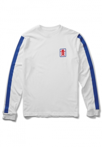 Longsleeve eS x Grizzly Racquet