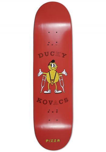 Deck Pizza Kovacs Hipster 8.375