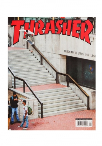 Mag Thrasher August 2018