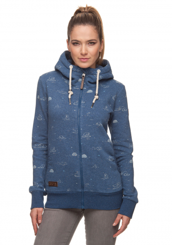 (w) Zip Hooded Ragwear Angel Zip