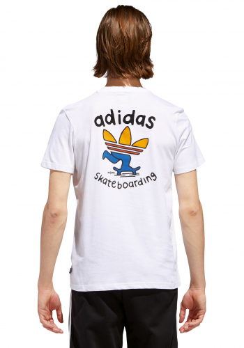 T-Shirt Adidas Pushing Trefoil