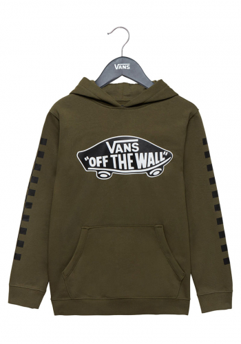 (y) Hooded Vans Exposition Check