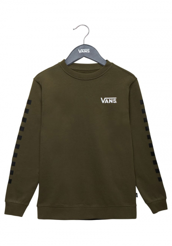 (y) Sweat Vans Exposition Check