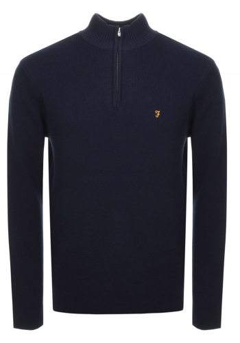 Pulli Farah Gallagher 1/4 Zip Funnel