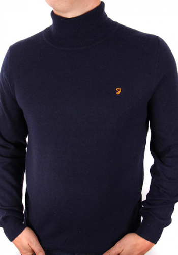 Pulli Farah Gosworth Roll Neck