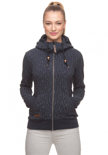 (w) Zip Hooded Ragwear Chelsea Hearts