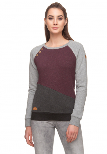 (w) Sweat Ragwear Daria Block
