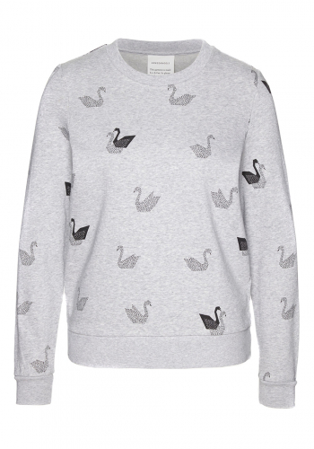 (w) Sweat Armedangels Philomena Swans