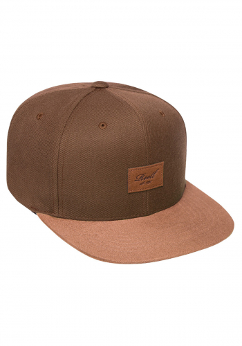 Cap Reell Suede 6-Panel