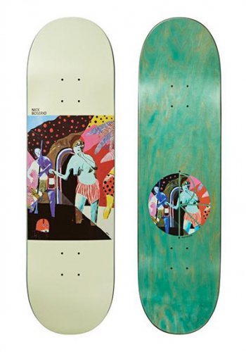 Deck Polar Boserio What We Do Is Secret 8.125