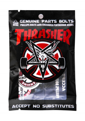 Montagesatz Independent Thrasher Bolts 7/8 Kreuz