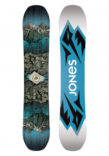 Snowboard Jones Mountain Twin 161 Wide