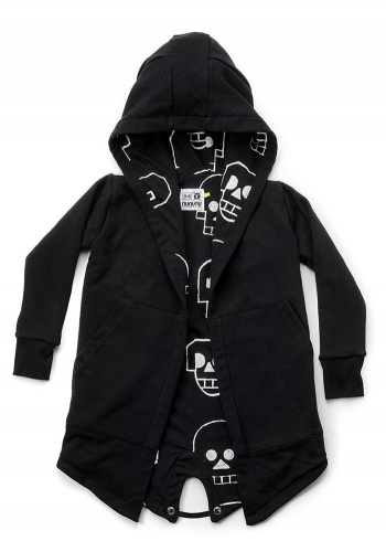 (y) Jacke Nununu Hooded Cape