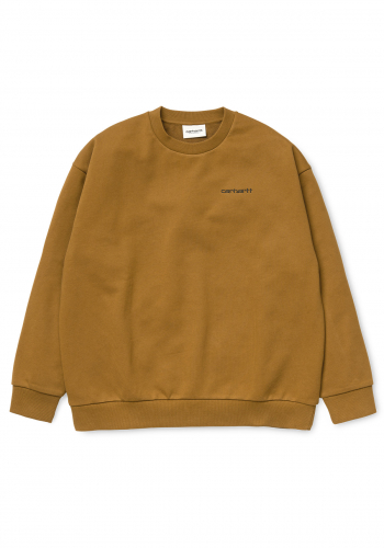 (w) Sweat Carhartt Script Embroidery