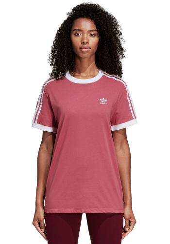(w) T-Shirt Adidas 3 Stripes
