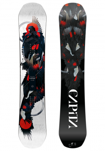 (w) Snowboard Capita Birds of a Feather 150