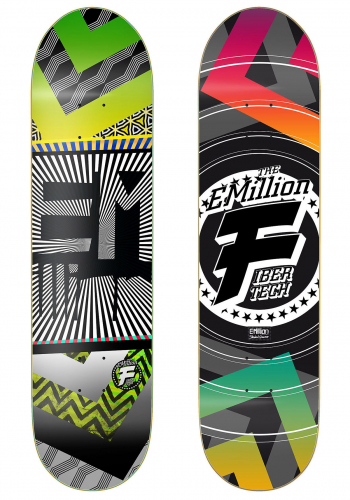 Deck Emillion Optical Fibertech 8.5