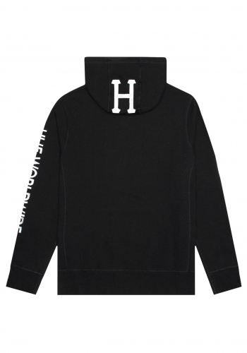 Hooded HUF Mission