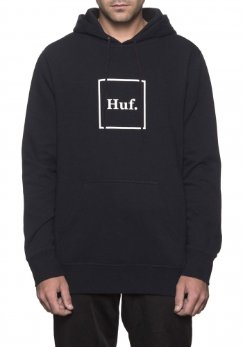 Hooded HUF Box Logo