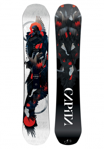 (w) Snowboard Capita Birds of a Feather 146