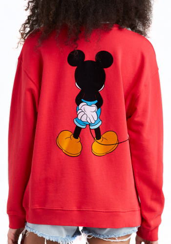 (w) Sweat Levi's® x Mickey Mouse Graphic Drop