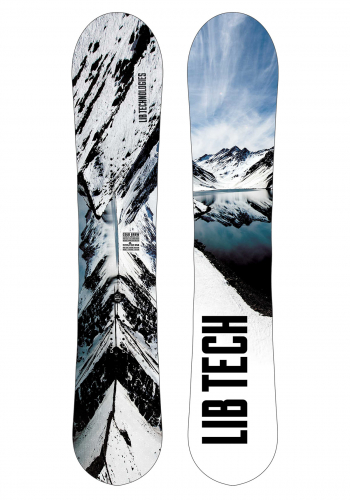 Snowboard Lib Tech Cold Brew 161