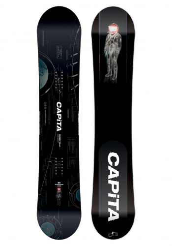 Snowboard Capita Outerspace Living 156