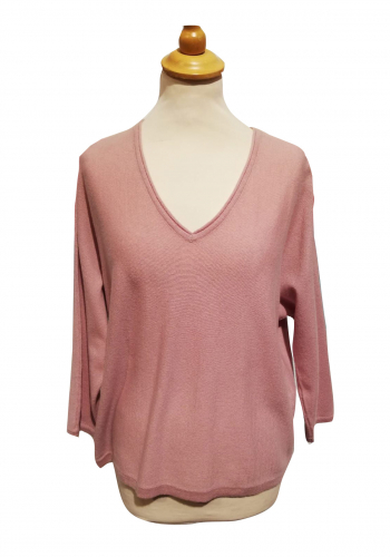 (w) Pulli Wunderwerk V-Neck Summer Cash