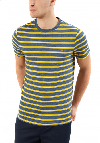 T-Shirt Farah House Striped