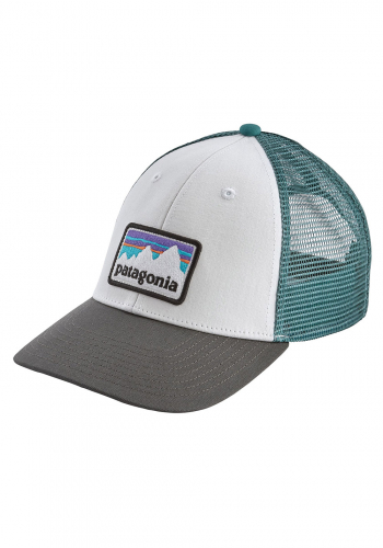 Trucker Cap Patagonia Shop Sticker Patch LoPro