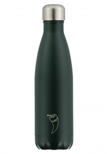 Isolierflasche Chilly´s Matte Green 500ml