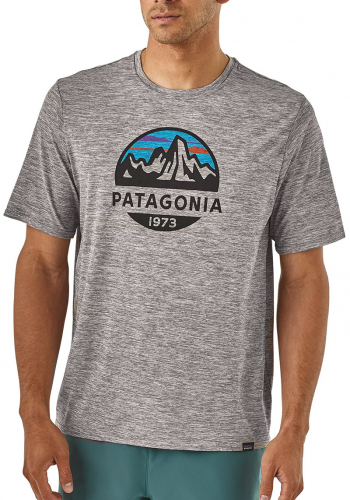 T-Shirt Patagonia Capilene Cool Daily Graphic