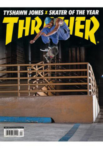 Mag Thrasher April 2019