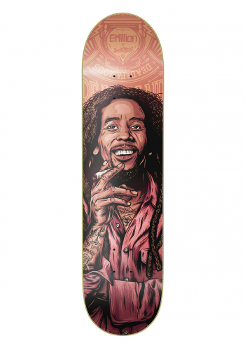 Deck Emillion The Dead Famous Bob 8.25
