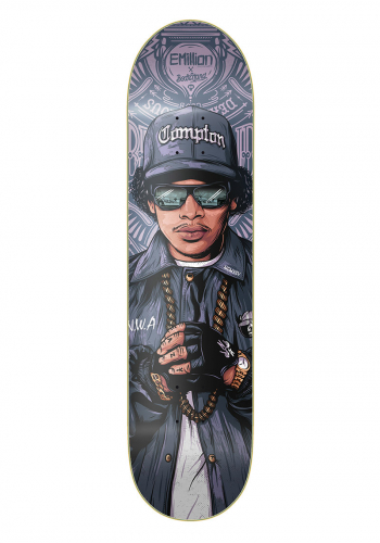 Deck Emillion The Dead Famous Eazy 8.125