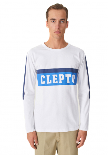 Longsleeve Cleptomanicx College Team