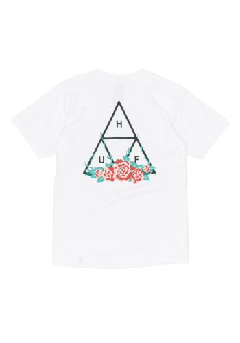 T-Shirt Huf City Rose TT